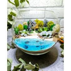 Флорариум шар 4 литра
