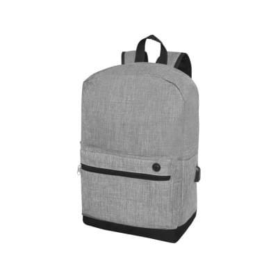 Купить Бизнес-рюкзак для ноутбука 15,6 Hoss, heather medium grey за 2211р. Доставка по всей стране