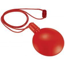 Круглый диспенсер для мыльных пузырей Blubber, красный