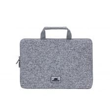 RIVACASE 7913 light grey чехол для ноутбука 13.3