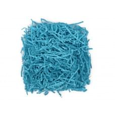 Бумажный наполнитель, 50 г., светло-синий