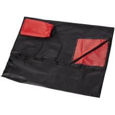 Коврик для пикника Perry, черный/красный