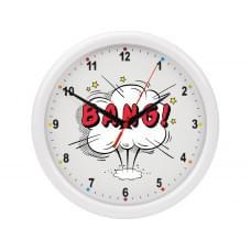 Часы настенные разборные Idea, белый