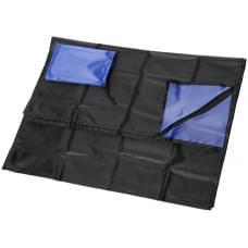 Коврик для пикника Perry, черный/синий
