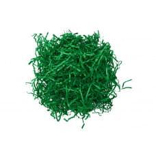 Бумажный наполнитель, 50 г., зеленый