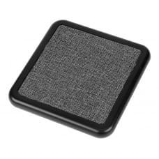 Устройство для беспроводной зарядки Solstice, серый/черный