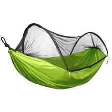 Гамак с защитной сеткой Die Fly, зеленое яблоко