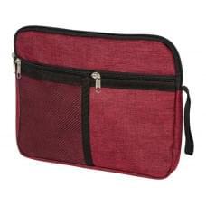 Косметичка- несессер для туалетных принадлежностей Hoss, heather dark red