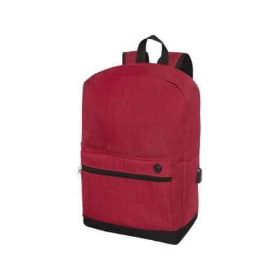 Купить Бизнес-рюкзак для ноутбука 15,6 Hoss, heather dark red за 2211р. Доставка по всей стране
