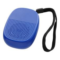Колонка Bright BeBop с функцией Bluetooth®, ярко-синий
