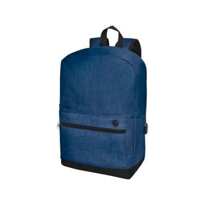 Купить Бизнес-рюкзак для ноутбука 15,6 Hoss, heather navy за 2211р. Доставка по всей стране