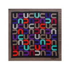 Платок шелковый Ungaro модель Monogramma