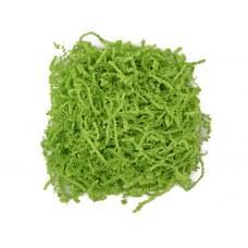 Бумажный наполнитель, 50 г., зеленая липа